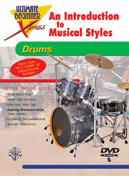 Ultimate Beginner Express - Drums Styles