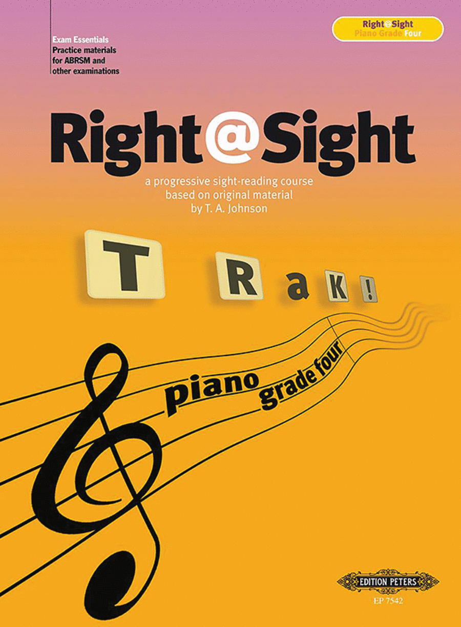 Right@Sight - Piano Grade 4