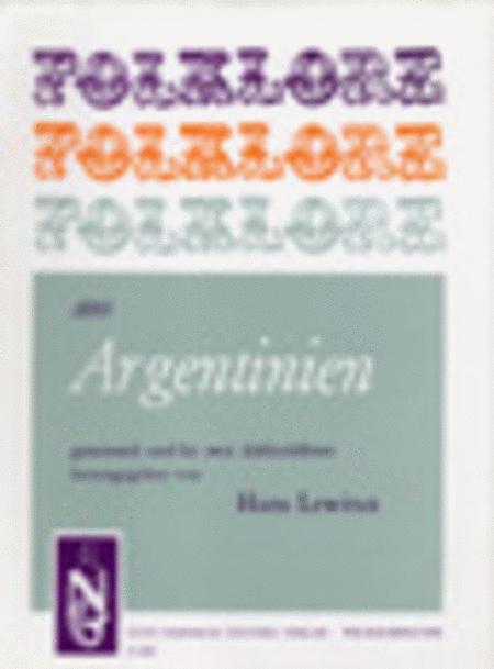 Folk Music from Argentina