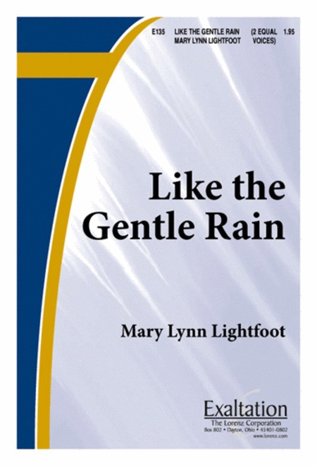 Like the Gentle Rain