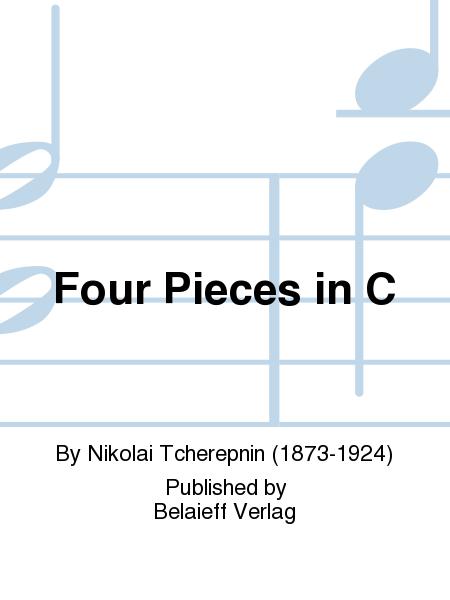 Four Pieces in C