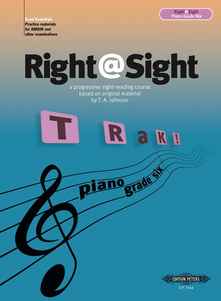 Right@Sight Piano Grade 6