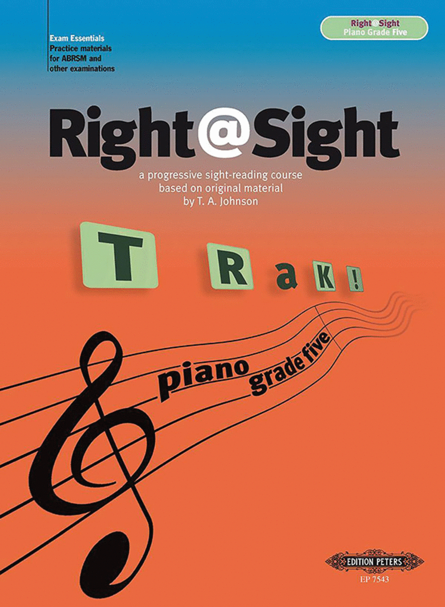 Right@Sight - Piano Grade 5