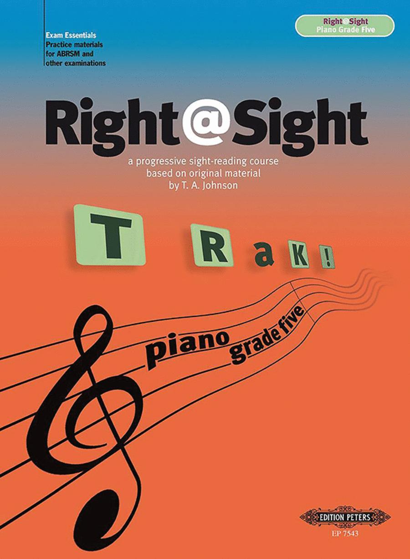 Right@Sight - Piano Grade 5