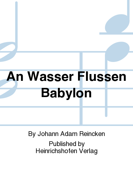 An Wasser Flussen Babylon