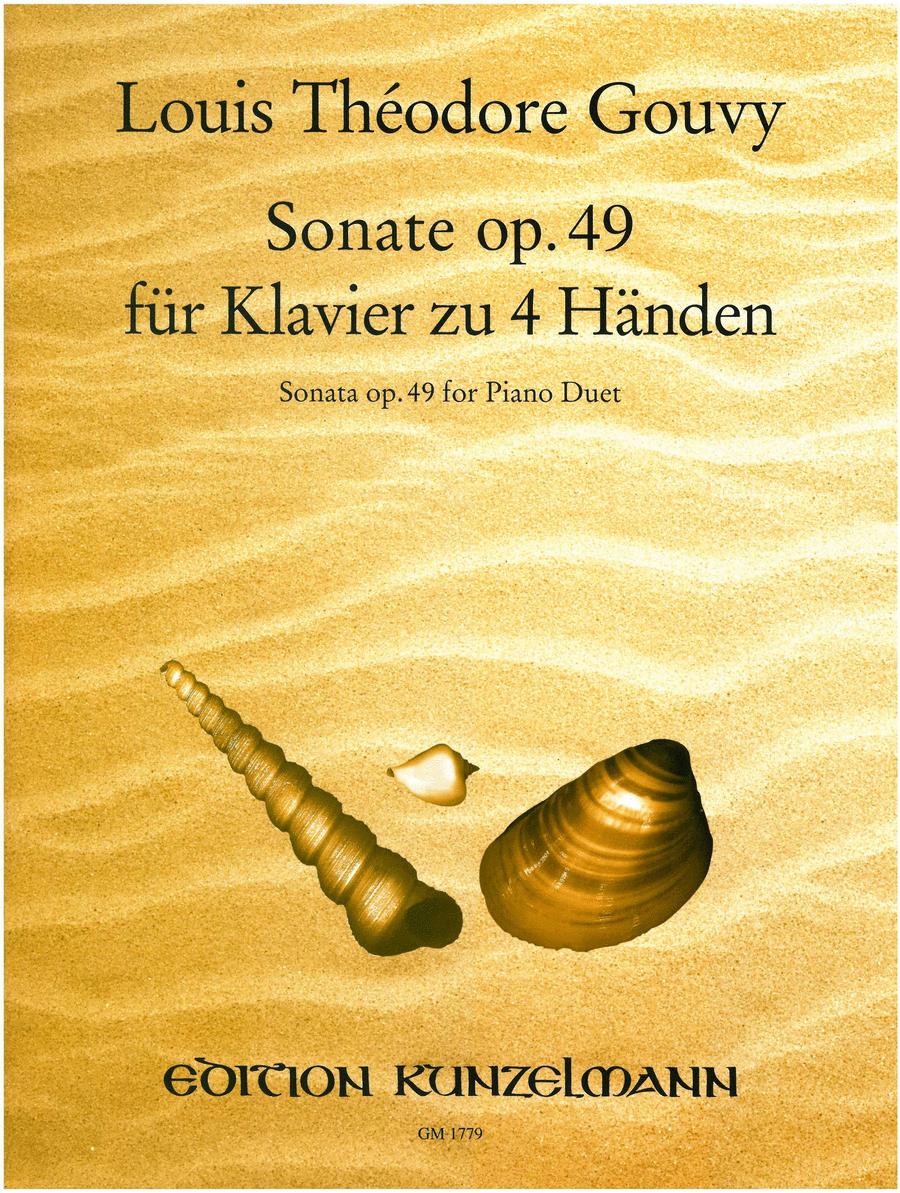 Sonata Op. 49
