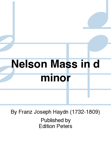 Nelson Mass in d minor