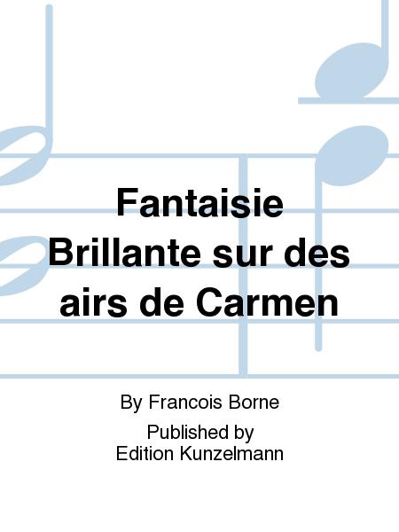 Fantaisie brillante pour flute et orchestre sur des airs de