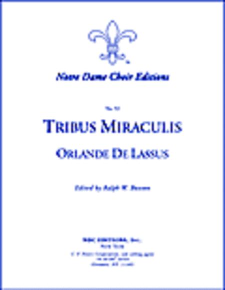 Tribus miraculis