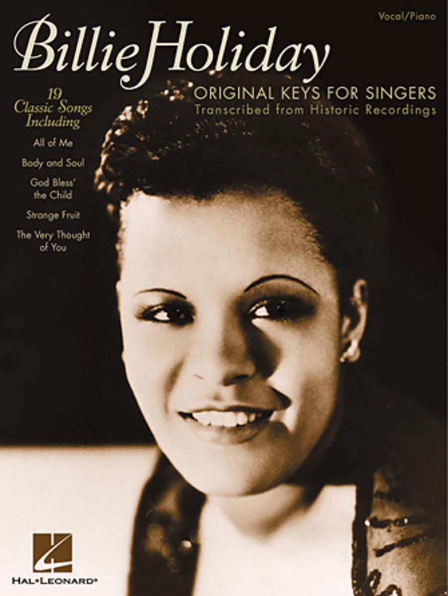 Original Keys For Singers
