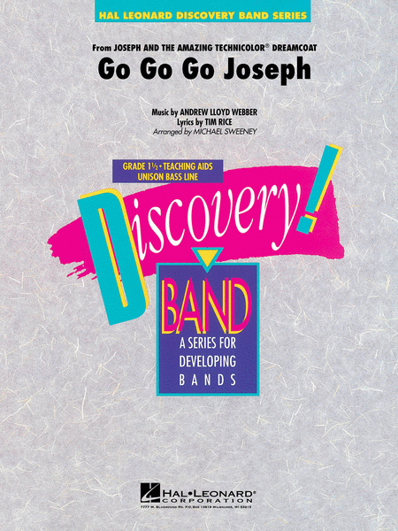 Go Go Go Joseph (from Joseph and the Amazing Technicolor Dreamcoat)