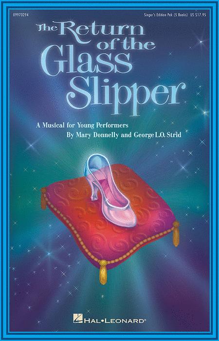 The Return of the Glass Slipper - Singer 5 Pak