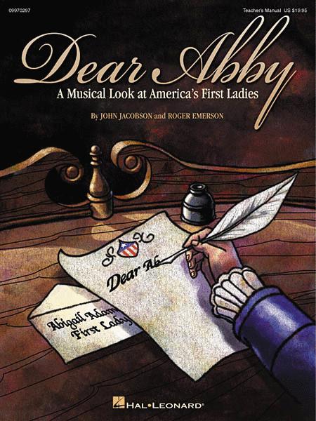 Dear Abby - ShowTrax CD (CD only)