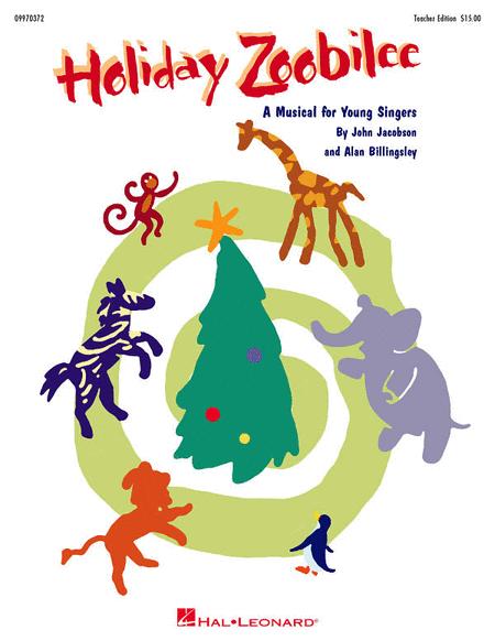 Holiday Zoobilee - Teacher's Edition