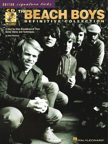 The Beach Boys Definitive Collection