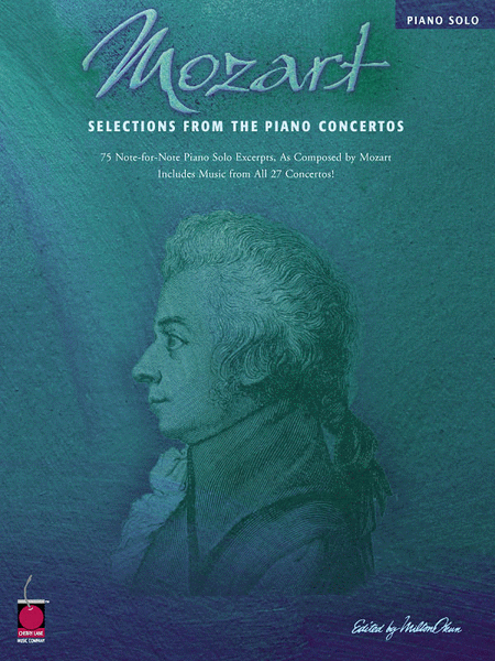 Mozart: Selections from the Piano Concertos