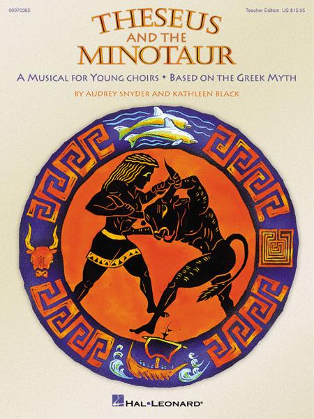 Theseus and the Minotaur - Teacher's Edition