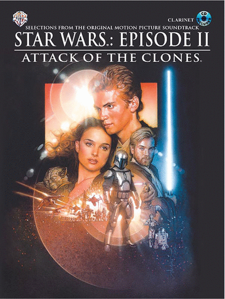 Star Wars Episode II Attack Of The Clones - Clarinet