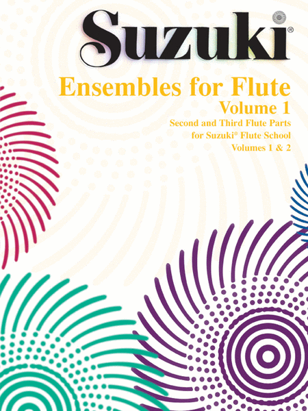 Ensembles for Flute, Volume 1