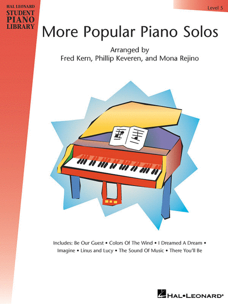 More Popular Piano Solos - Level 5