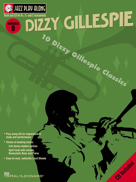 Volume 9 - Dizzy Gillespie