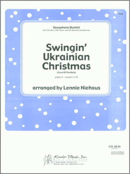 Swingin' Ukrainian Christmas