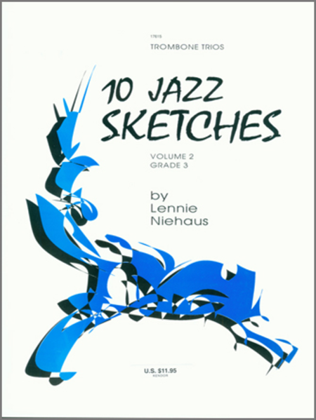 10 Jazz Sketches, Volume 2