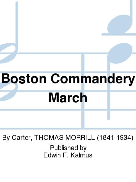 Boston Commandery March