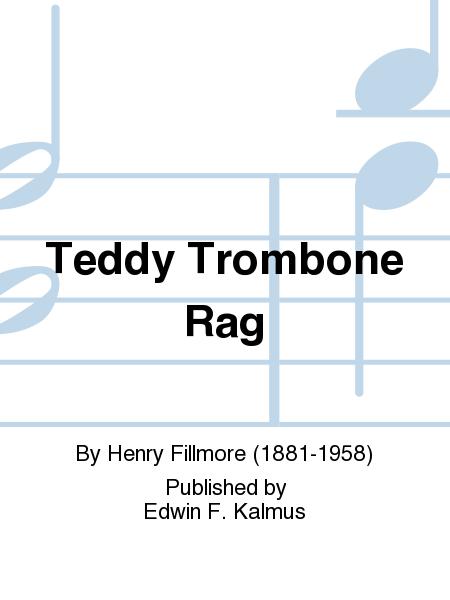 Teddy Trombone Rag