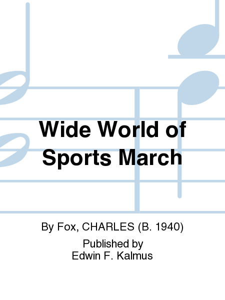 Wide World of Sports March