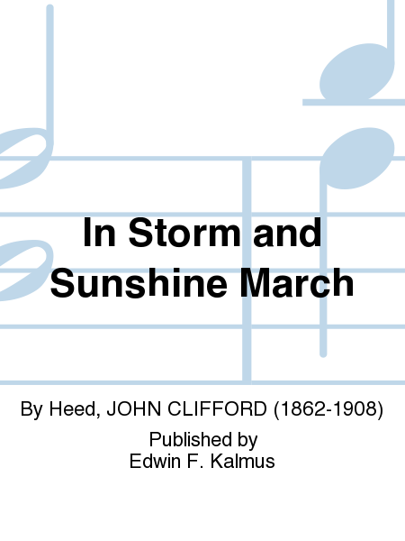 In Storm and Sunshine March