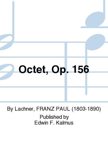 Octet, Op. 156