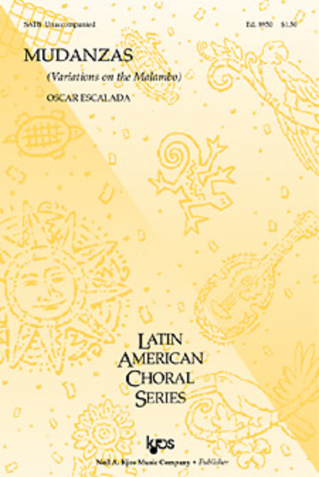 Mudanzas (Variations on the Malambo)