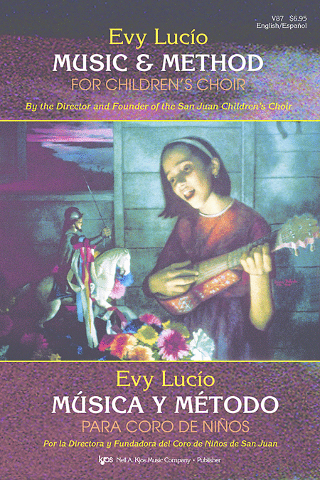 Evy Lucio Music & Methods For Childrens Choir