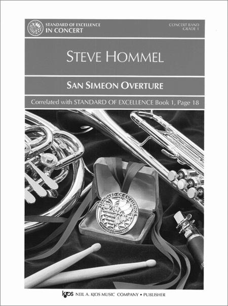 San Simeon Overture-Score
