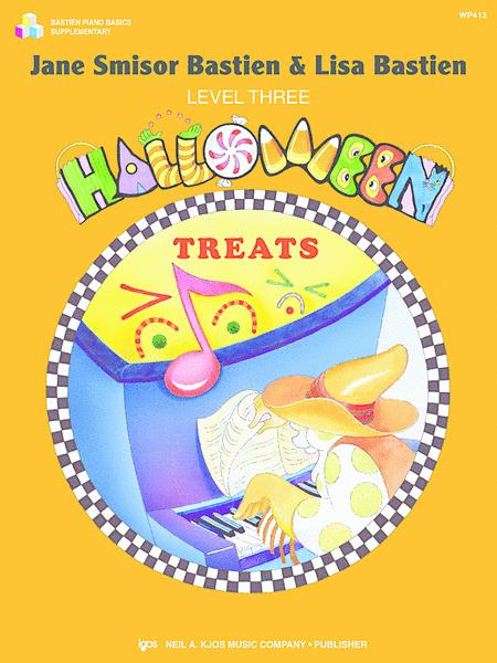 Halloween Treats-Level 3