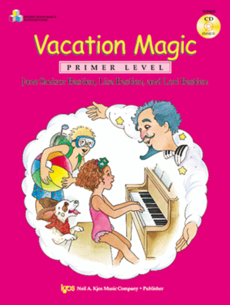 Vacation Magic - Primer Level