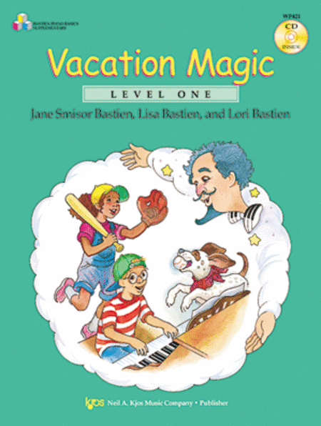 Vacation Magic - Level 1