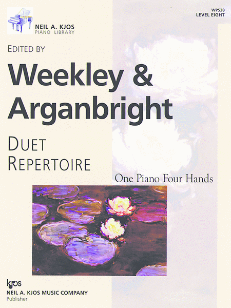 Duet Repertoire - Level 8