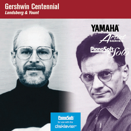 Gershwin Centennial - Landsberg & Yount - Piano Software