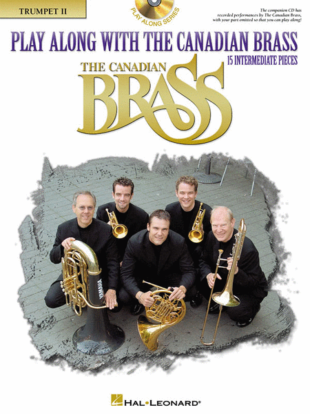 Play Along with The Canadian Brass - Trumpet 2
