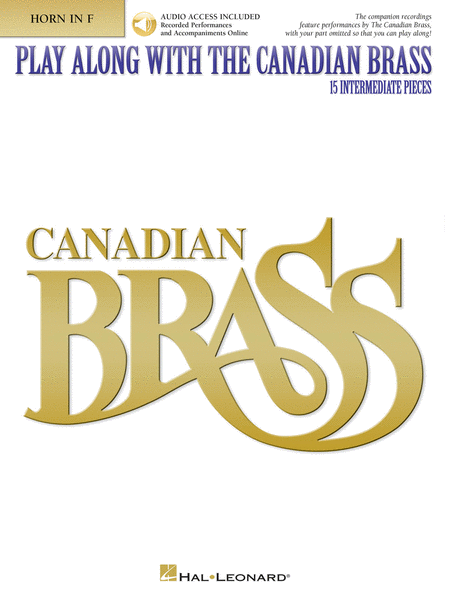 Play Along with The Canadian Brass - Horn