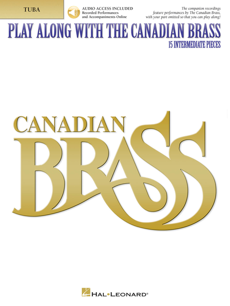 Play Along with The Canadian Brass - Tuba (B.C.)