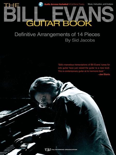 The Bill Evans Guitar Book - Book/CD