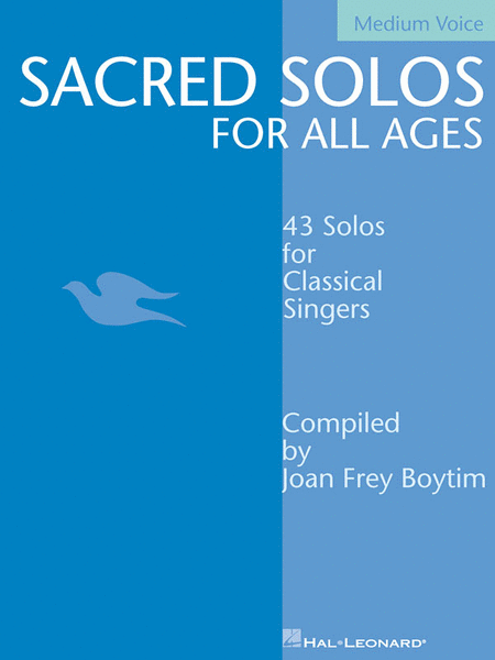 Sacred Solos for All Ages - Medium Voice