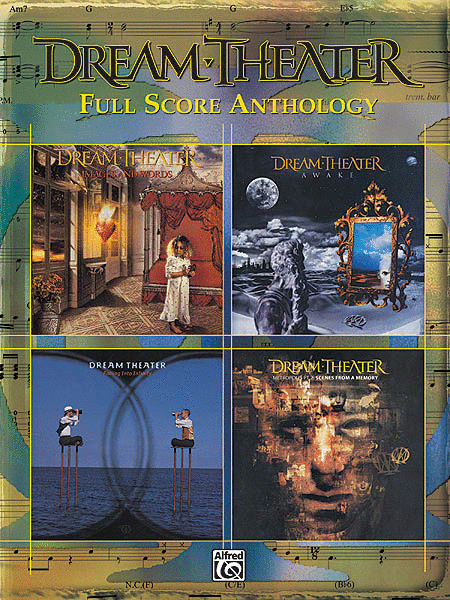 Full Score Anthology