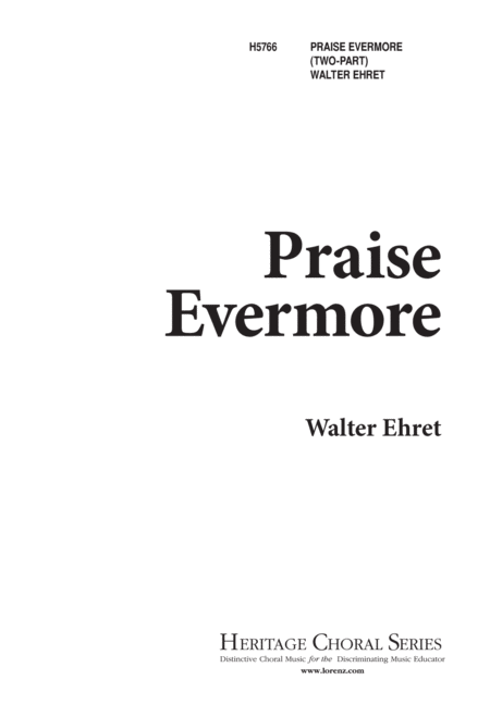 Praise Evermore