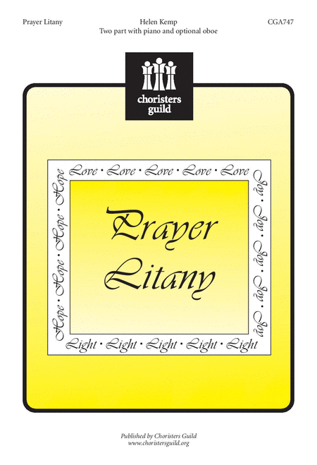 Prayer Litany