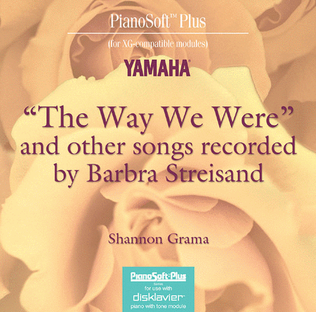 The Way We Were and Other Songs Recorded by Barbra Streisand