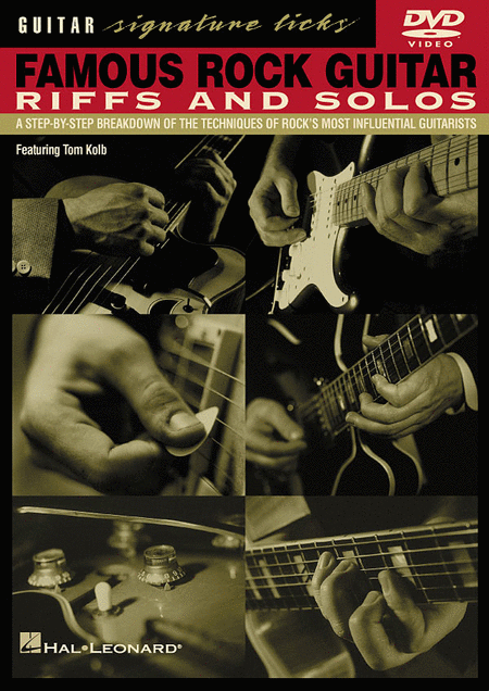 Famous Rock Guitar Riffs and Solos